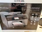 lexmark officeEdge pro 5500