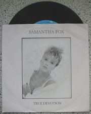 Single 7 Samantha Fox - True