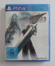 PS4 Spiel Final Fantasy VII