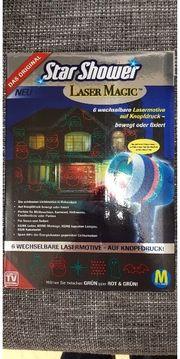 Laser Motiv Projektor
