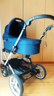 TEUTONIA Kinderwagen neuwertig