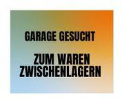 Garage oder Lager