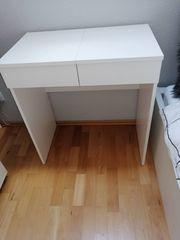 BRIMNES Frisiertisch weiß 70x42 cm