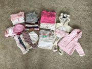 Baby Mädchen Kleiderpaket Gr 62