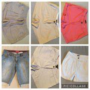 Sportsachen Shorts Kleider und Hosen