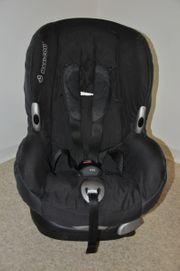 Kinderautositz Maxicosi Priori in schwarz