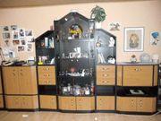 Wohnzimmerschrank 8 tlg