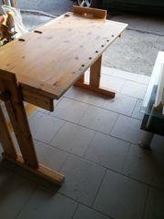 Verkaufe Holzschreibtisch
