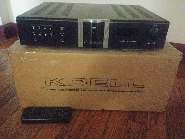 Krell KCT Vorverstärker Nr 13103060622