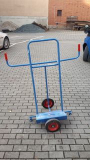 FETRA Plattenkarre 400kg Transportwagen Fensterwagen