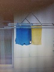 Wäscheständer Deckenmontage neu