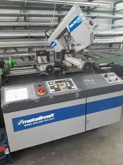 Bandsäge Metallkraft BMBS 290X290 CNC-DG-F