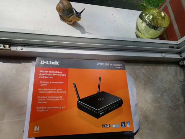Wireless N Router D-Link DIR615