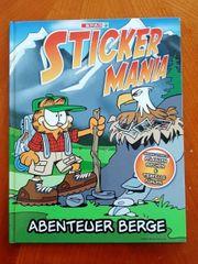 Sticker Mania - Abenteuer Berge
