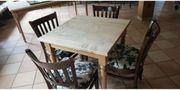 Tisch 11 Tische Stühle Massiv