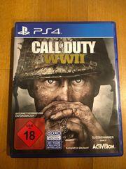 Verkaufe PS4 Spiel Call of