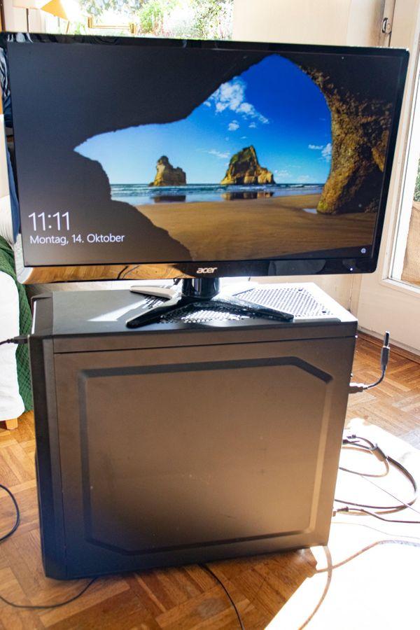 Gaming PC i5-4670K Radeon R9