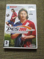 Wii Spiel - PES 2009 - Pro