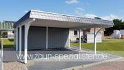 Carport aus Holz - Überdachungen für