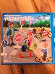 Playmobil 5571 - Sicher im Straßenverkehr