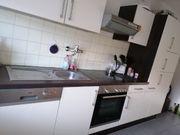 Tolle Küchenzeile mit Elektrogeräten
