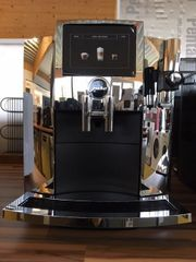 Jura S8 Chrom Kaffeemaschine Ausstellungsgerät