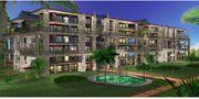 Planung für Hotel Condominio Residenz