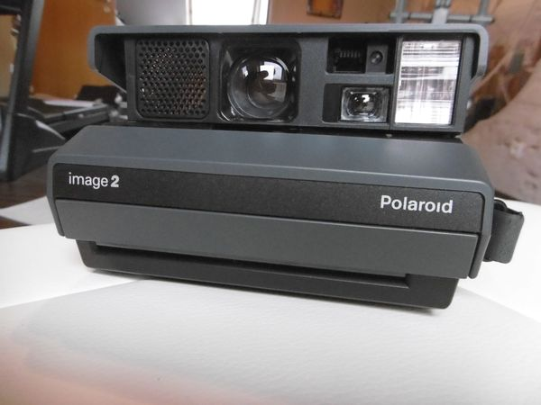 Neuwertig Polaroid Image 2 Sofortbildkamera