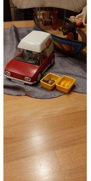 Playmobil Bäckerauto