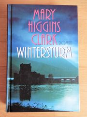 Mary Higgins Clark Wintersturm Psychothriller