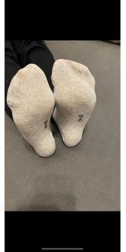 biete getragene Socken und Unterwäsche