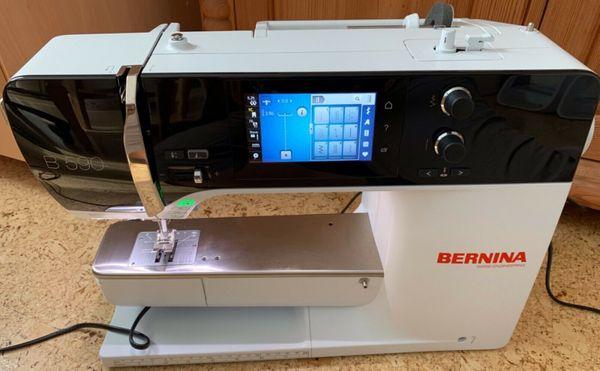 Bernina B590 Näh- und Stickmachine