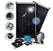72 Zellen 300W S-Solaranalge Victron