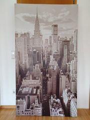 Bild New York auf Leinwand