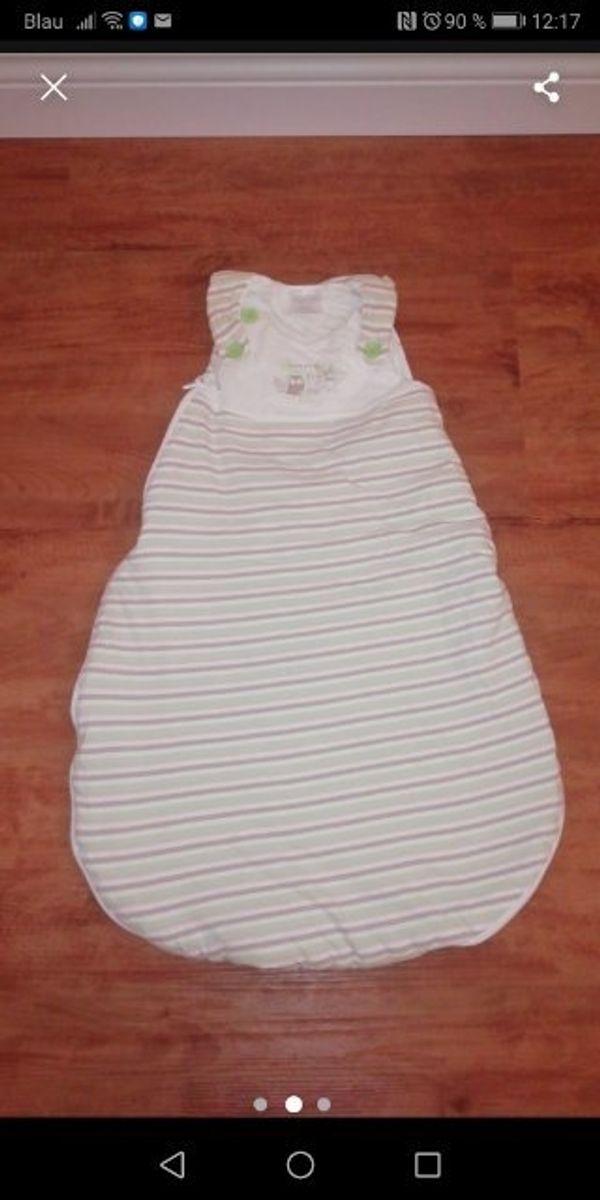 Babyschlafsack Gr 70