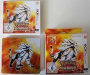 Pokemon Sonne Steelbook Fan Edition
