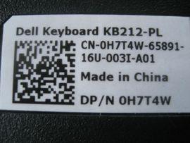 USB Tastatur Keyboard grau Dell: Kleinanzeigen aus Birkenheide Feuerberg - Rubrik Eingabegeräte (Mäuse, Tastaturen etc.)
