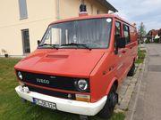 Fiat Iveco Feuerwehrbus Wohnmobil Oldtimer
