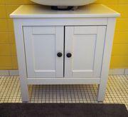 HEMNES Waschbeckenunterschrank