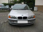 BMW 316i unfallfrei klima ohne