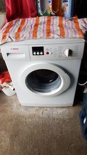 Bosch Waschmaschine neuwertig A - wenig