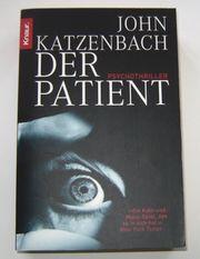 Thriller von John Katzenbach Taschenbuch