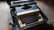 Schreibmaschine Elite S 1000