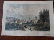 Altes Bild von St Gallen