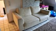 Beiges Sofa 190cm Breit