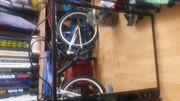 Spiegel mit Gusseisernem Rahmen