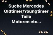 Suche Mercedes Benz Oldtimer Youngtimer