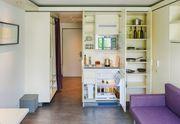 Ansprechende 1-Zimmer-Wohnung mit Balkon und
