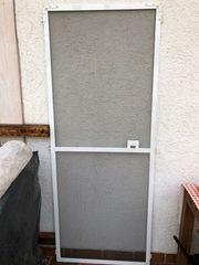 Insektenschutztür vom Fensterbauer