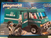 Playmobil City Action Geldtransporter